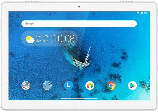 "TABLETA LENOVO TAB M10 TB-X505F 10"" QUALCOM SNAPDRAGON 2GB DDR3 8GB ANDROID WHITE ZA4G0004MX"