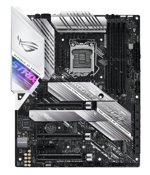 Motherboard ASUS ROG STRIX Z490-A GAMING w/ DDR4-2666, 7.1 Audio, Dual M.2, 2.5Gb LAN, CrossFire