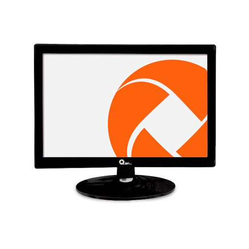 "Monitor Led Qian 15.4"" HD VGA 1280 x 800 px"