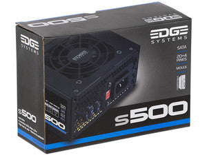 Fuente Acteck Edge S500 500W Slim