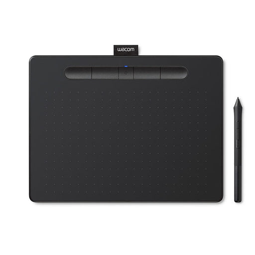 TABLETA DIGITALIZADORA WACOM CTL4100 INTUOS CREATIVE SMALL BLACK