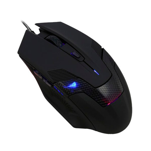 Mouse Eagle Warrior Drakon G15 2400 Negro Alambrico  MOJ534USG15EGW