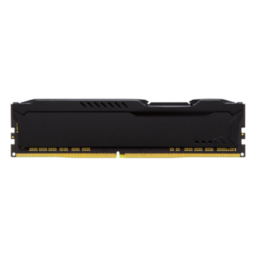 MEMORIA KINGSTON DDR4 16GB 2400 HYPER FURY NEGRO HX424C15FB3/16