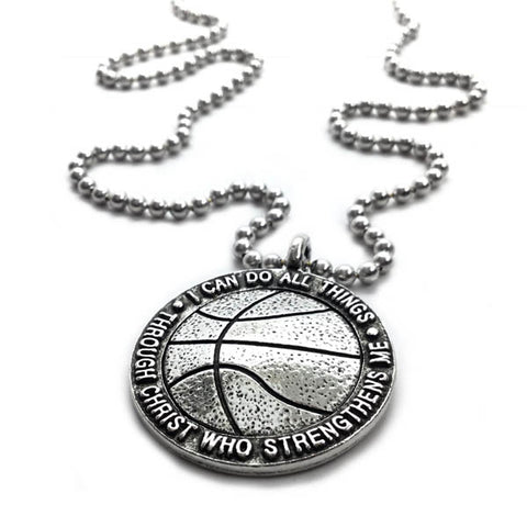 SP4 BASKETBALL PENDANT MARCH – THE MONTH OF SPRING