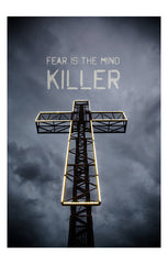 Fear is the mind killer blog post title