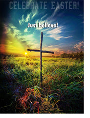 Celebrate Easter!  Just believe!