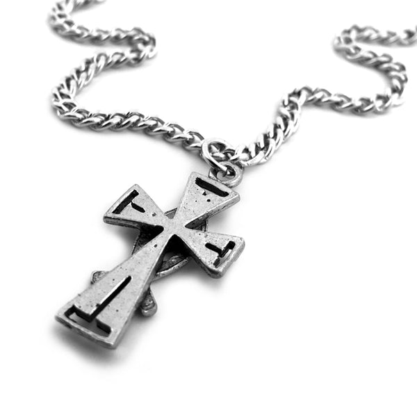 Cross With Fish On Chain