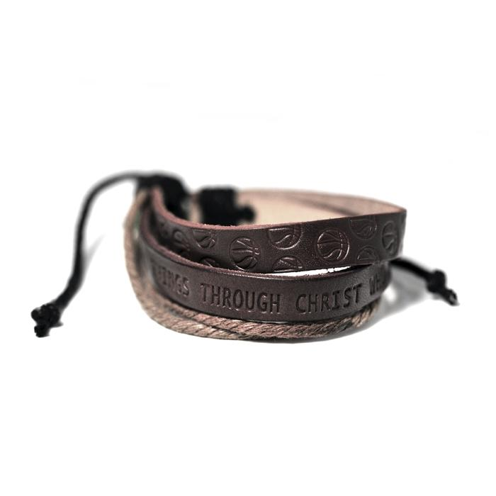 Leather Phil 413 Bracelets
