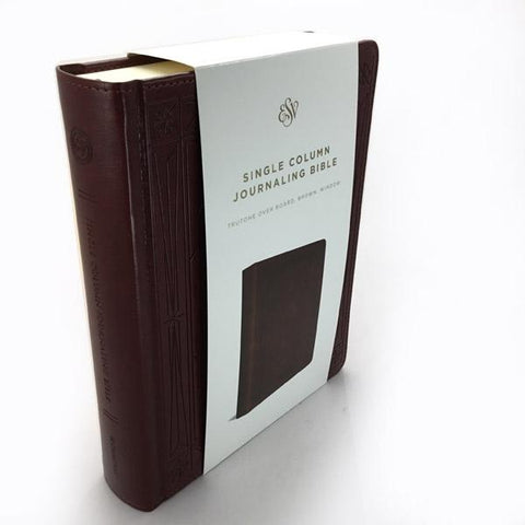 Truetone Single Column Journaling Bible