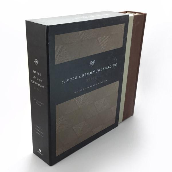 Single Column Journaling Bible Crossway