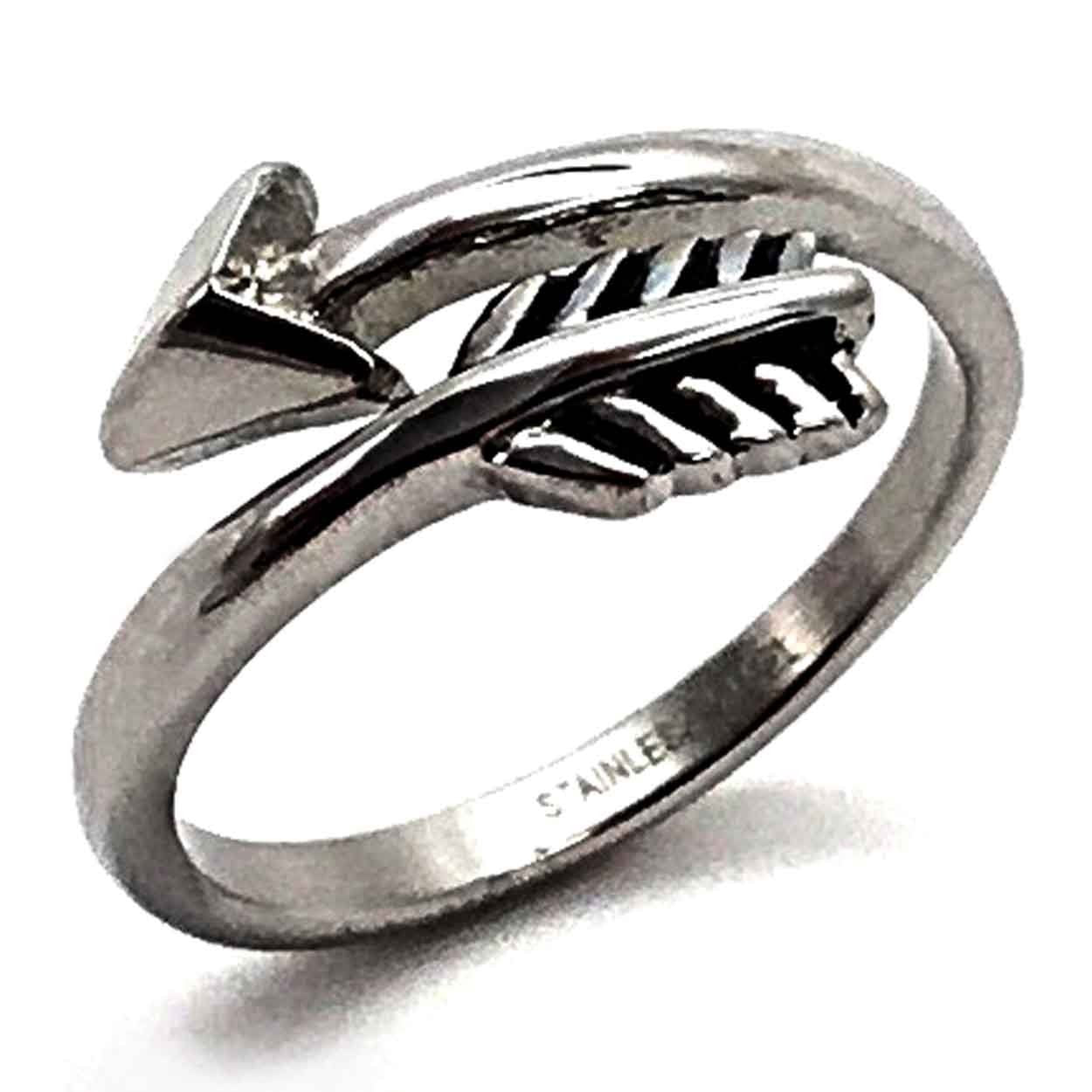 Bypass Arrow Ring