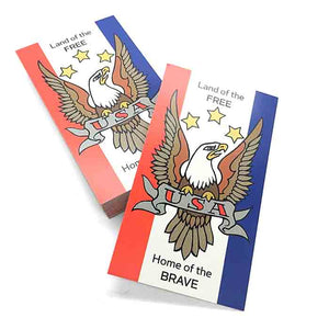 Land Of the Free Inspirational Pocket Card