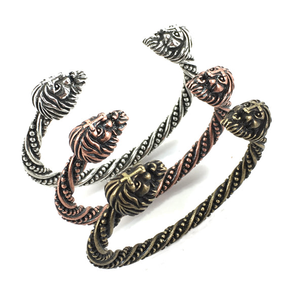 Vikings Lion Bangle Collection