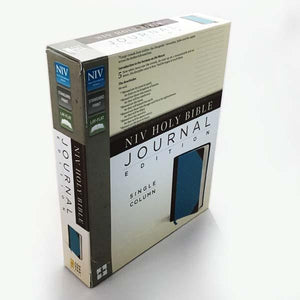Duo tone Single Column Journal Edition Bible