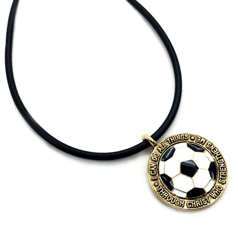 Soccer Medal in Gold Made In The USA