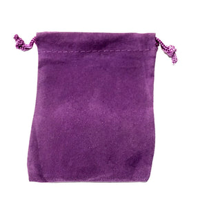 Purple Velvet Gift Pouch Only $1.99