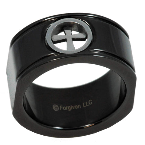 Cross Blade Ring