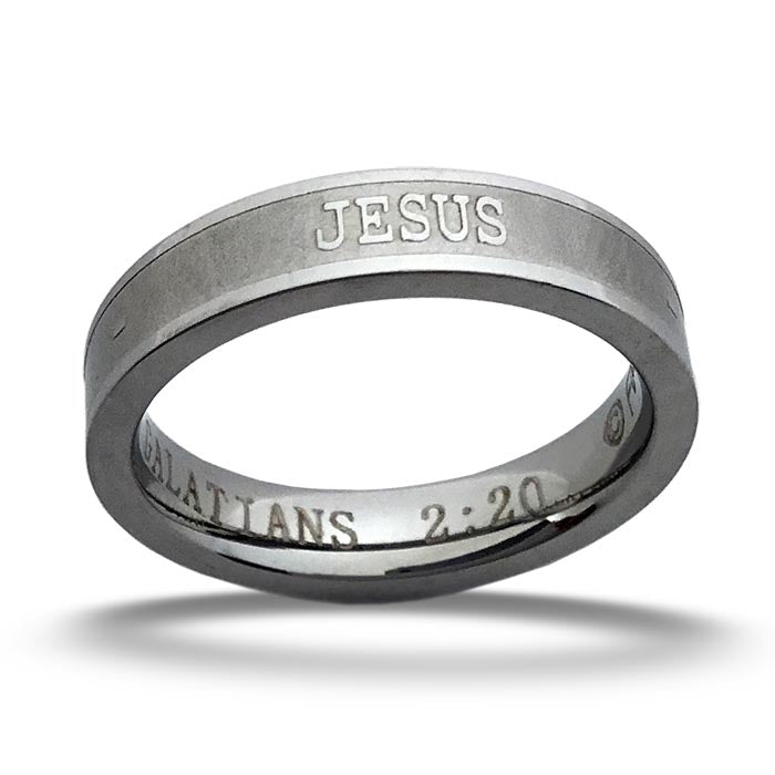 Jesus Band Ring