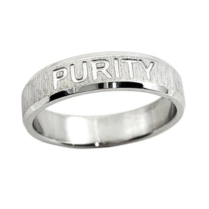 Purity Ring Band
