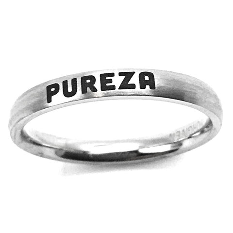 Pureza Purity Ring