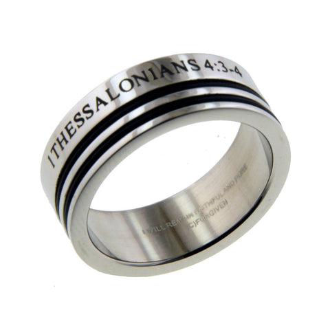 Thessalonians Purity Ring