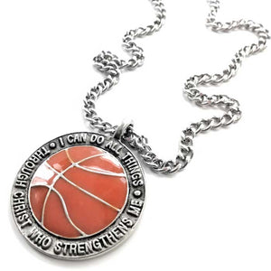 Basketball Choker Phil 413 Chain