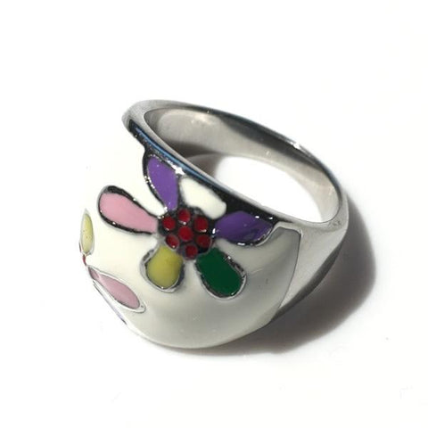 Flower Fashion Ring