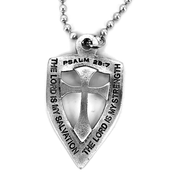 Cross Shield Of Faith