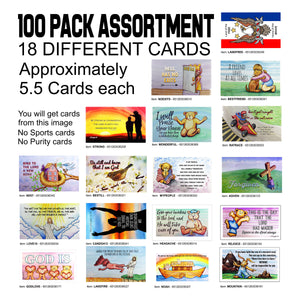Assortment Pack of Inspirational Pocket Cards