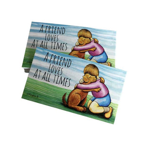 Best Friend Inspirational Pocket Card