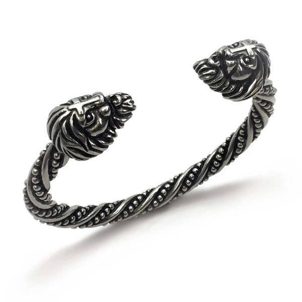 Vikings Lion of Judah Bangle