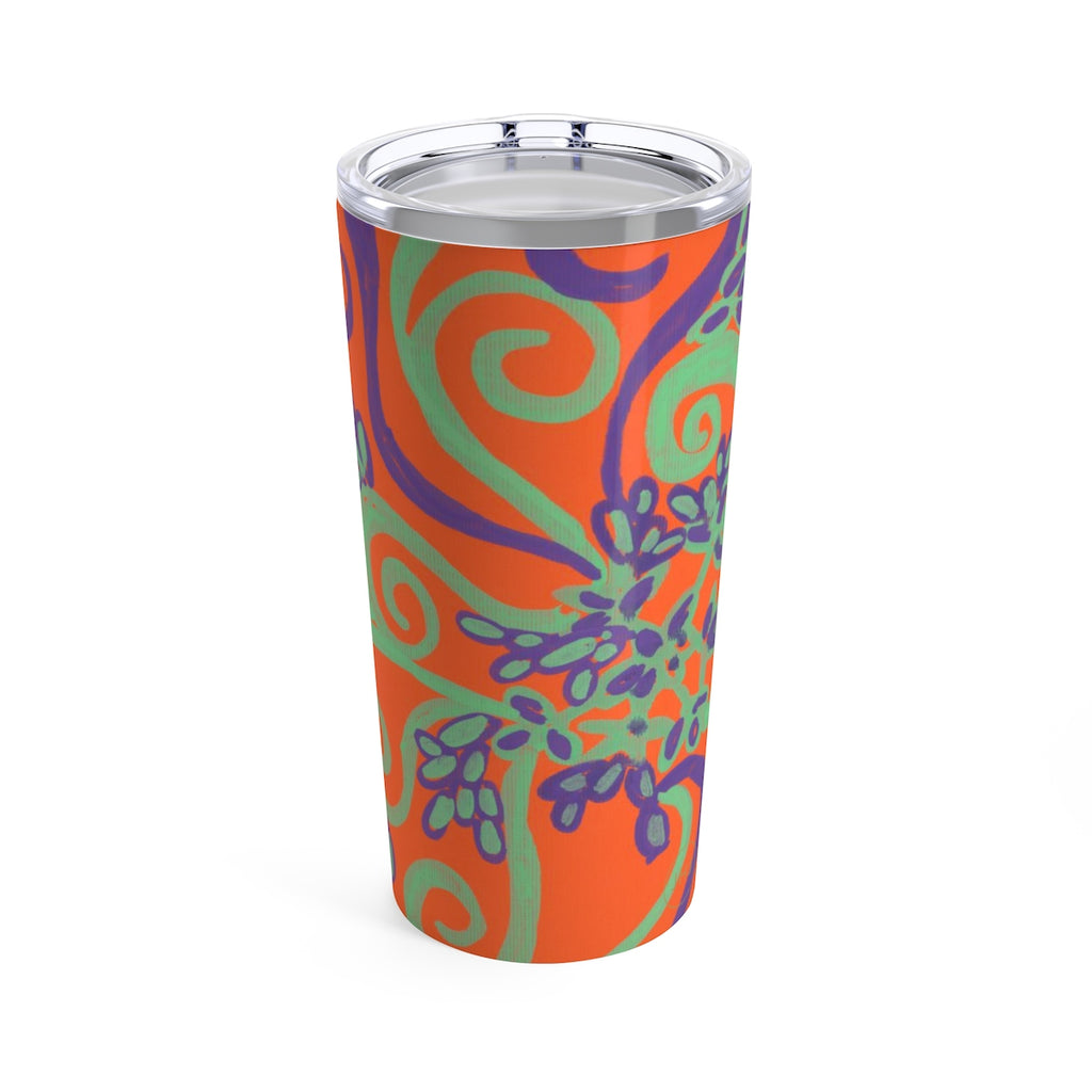 Orange You Glad Tumbler 20oz