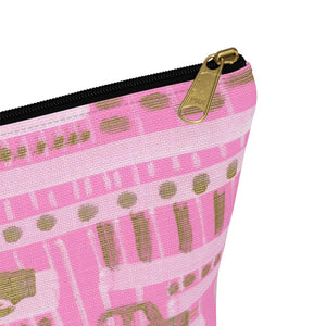Getaway Accessory Pouch w T-bottom