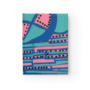 Pink Sunset Notebook