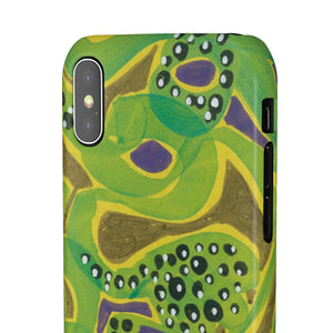 Marsh View Snap Case