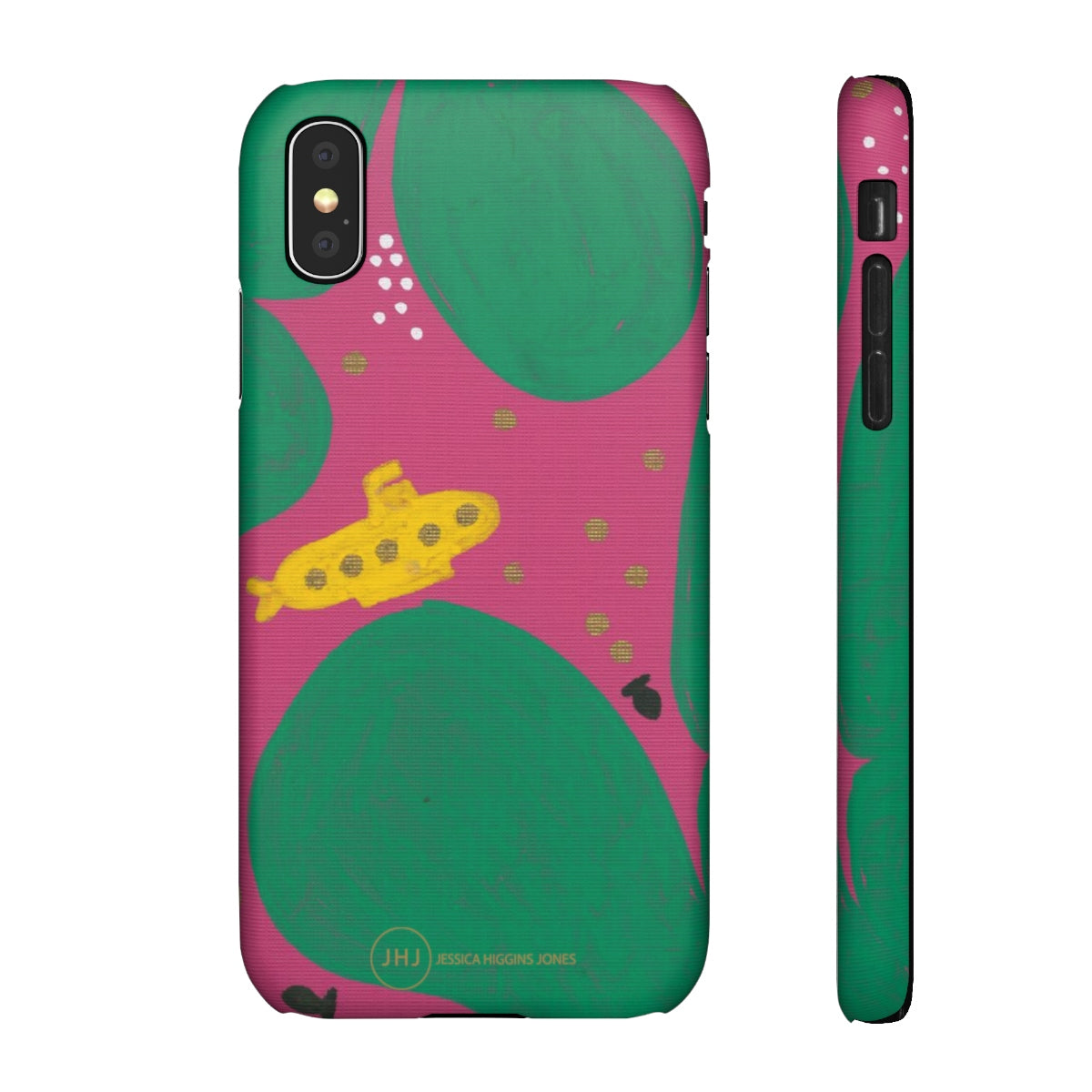 Submarine Snap Case
