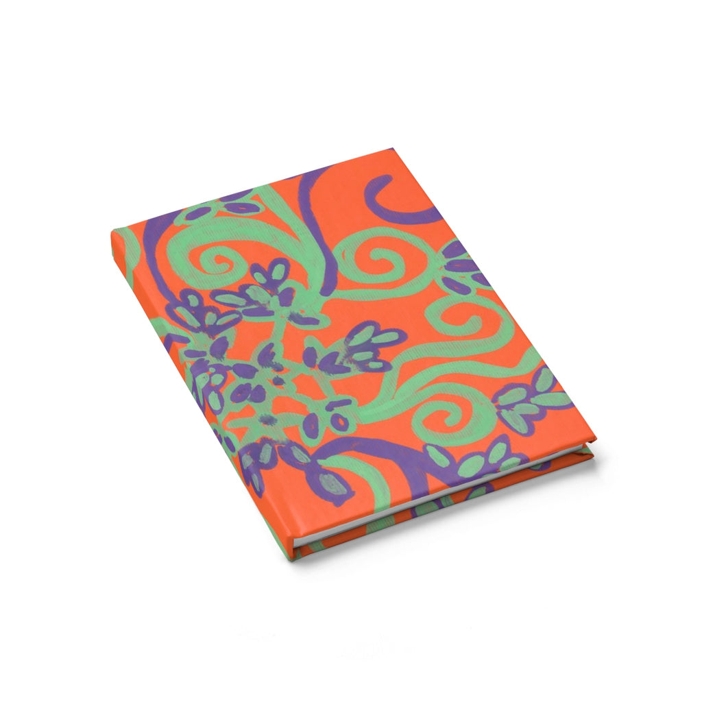 Orange You Glad Notebook