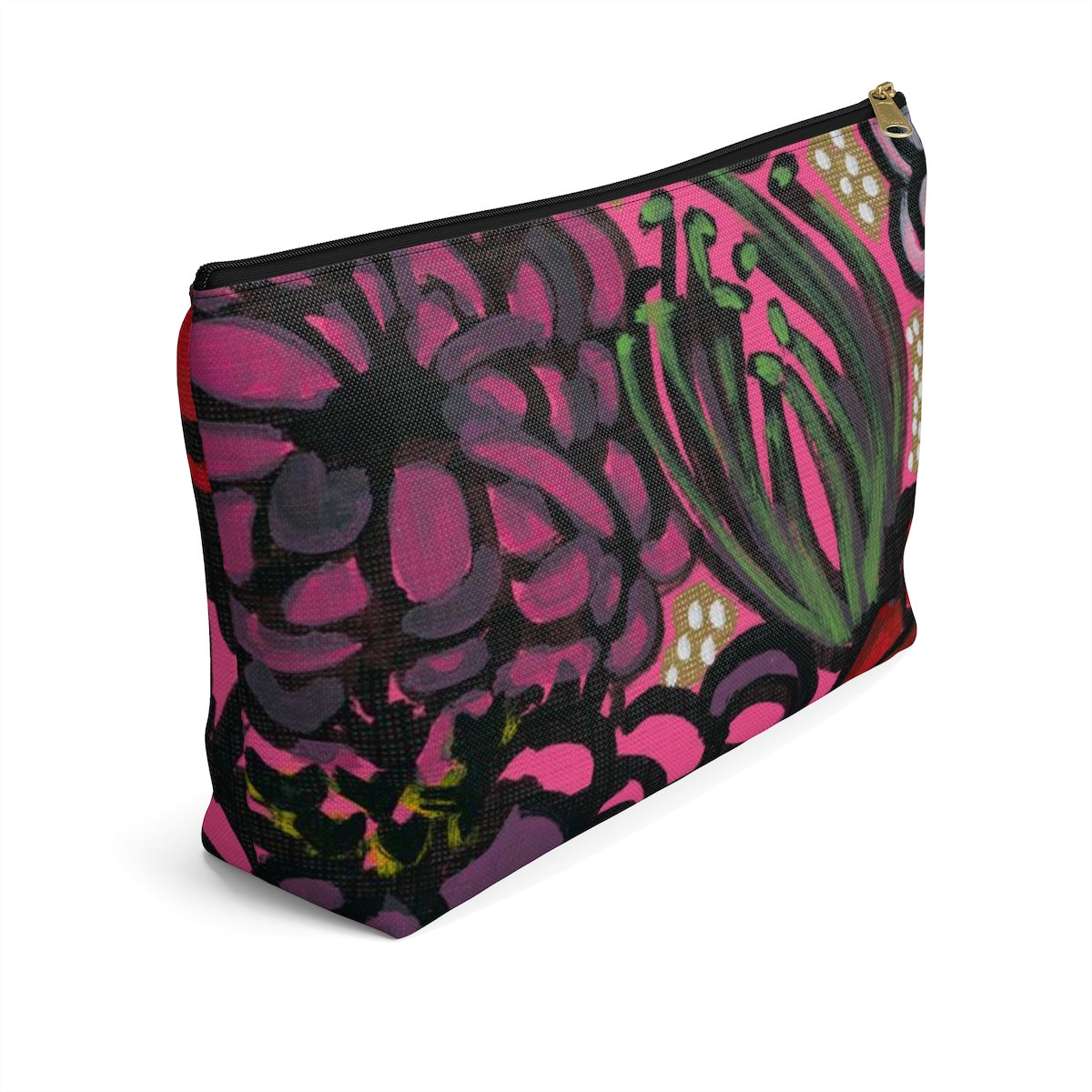 Bloom Accessory Pouch w T-bottom