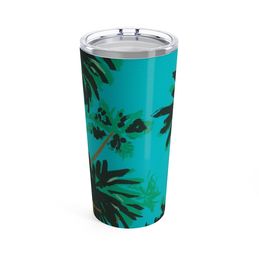 Palm Tree Tumbler 20oz