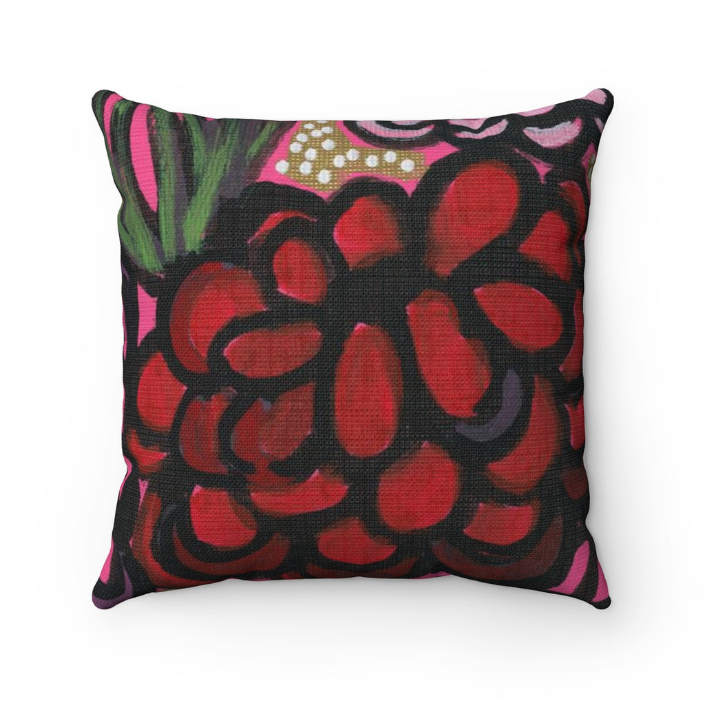Bloom Square Pillow