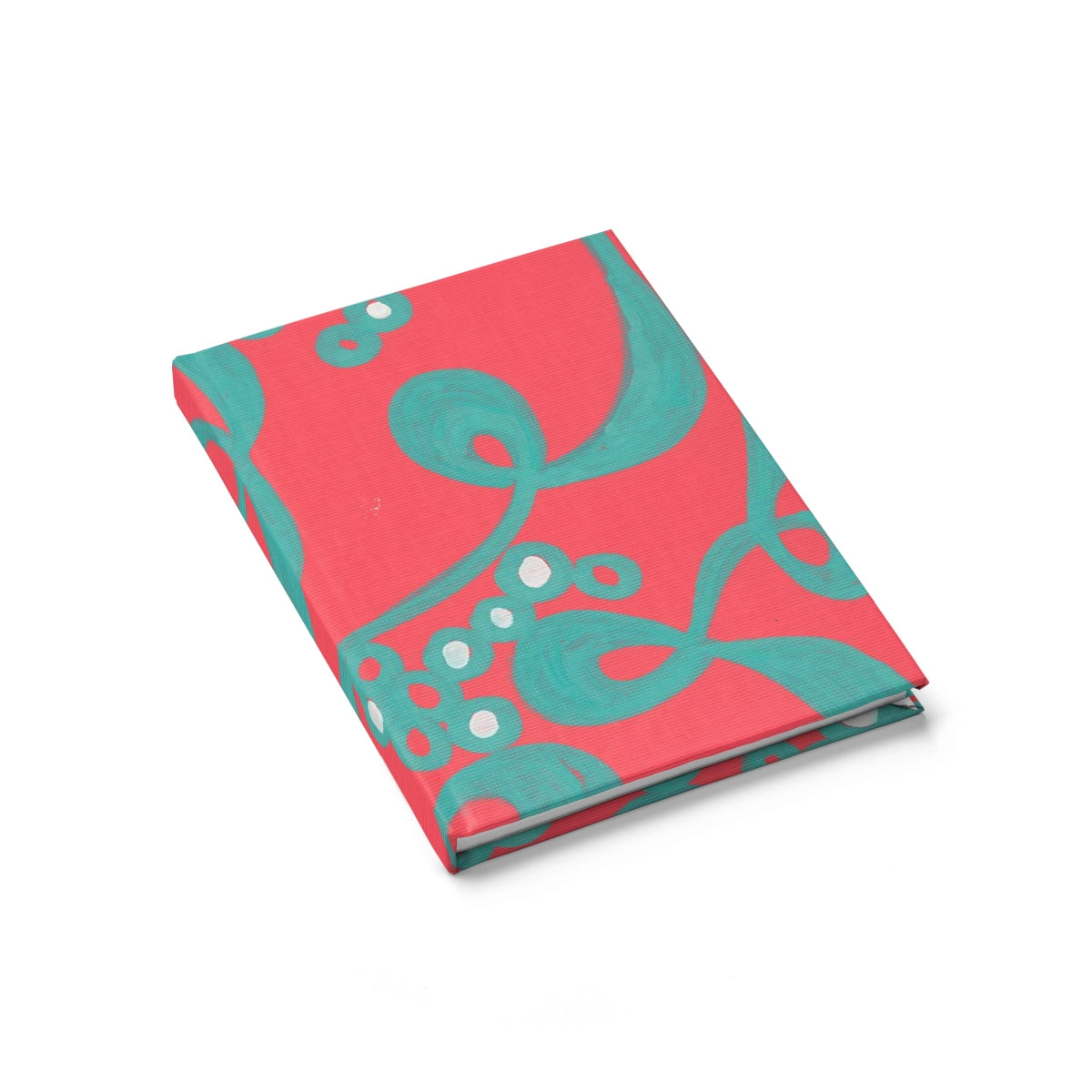 Red Bubble Notebook