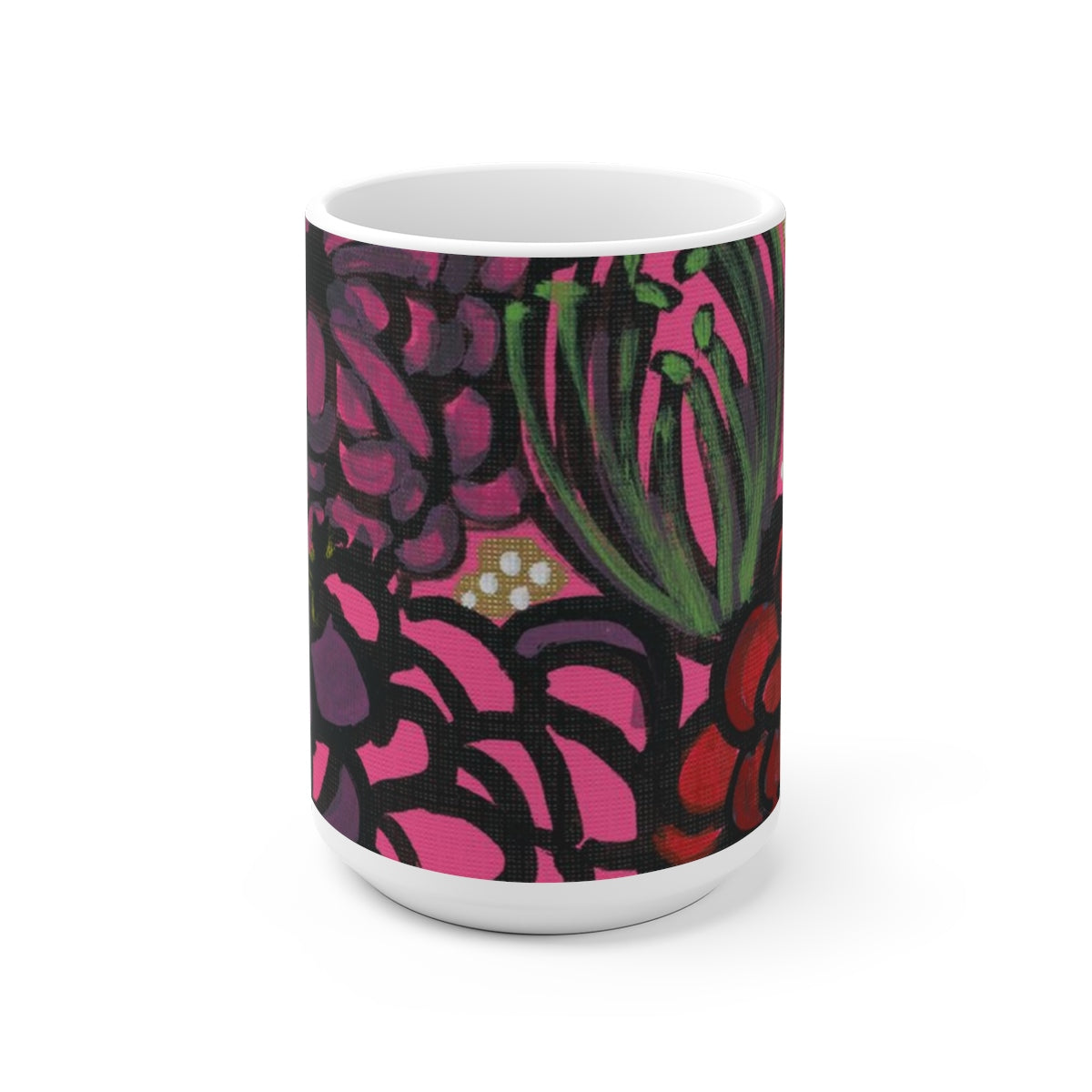Bloom Ceramic Mug