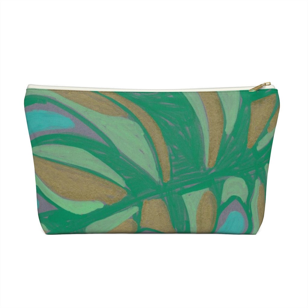 Jungle Accessory Pouch w T-bottom