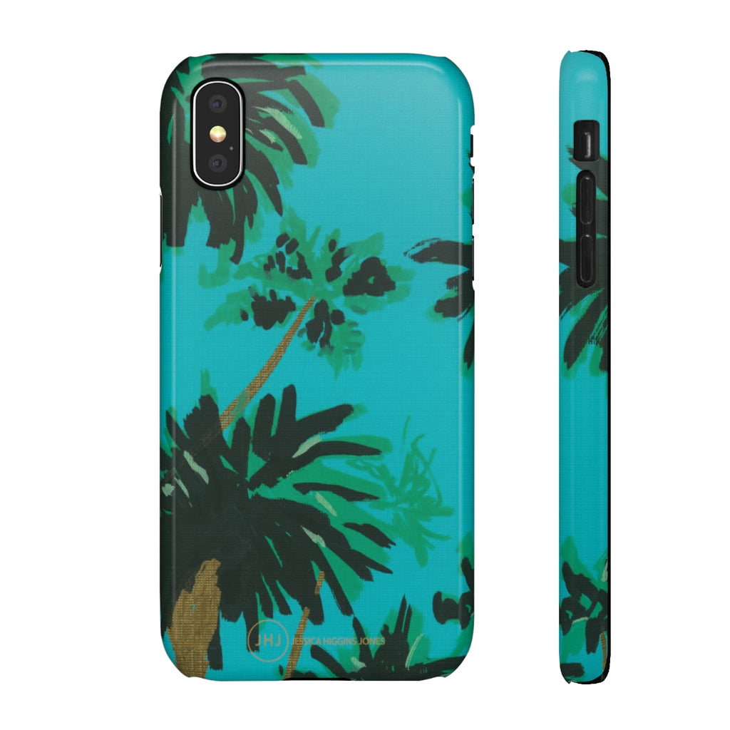 Palm Tree Snap Case