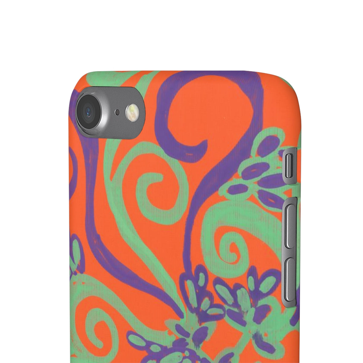 Orange You Glad Phone Case