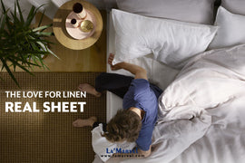The Love for Linen: The real sheet for your Sleep!