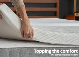 Topping the comfort: The perfect mattress toppers