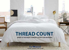 Ever had a thought? What is the right thread count for bedding?