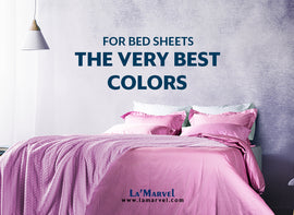 The Very Best Colors for Bed Sheets