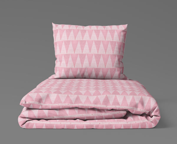 La'Marvel Luxury Printed Ensembles Duvet Cover Set Cones